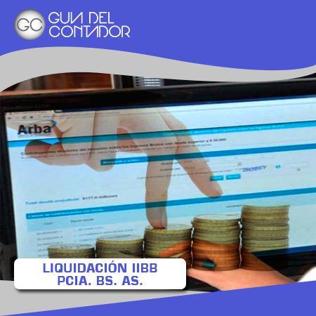 1.CURSO IMPUESTO IIBB PCIA BS AS