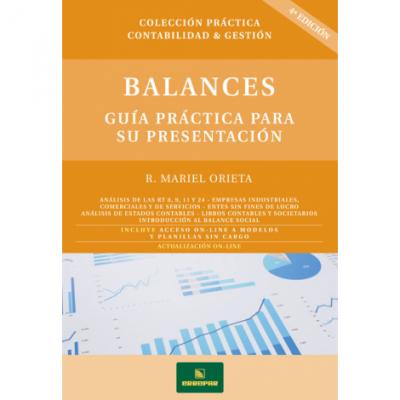 BALANCES - GUIA PRÁCTICA PARA SU PRESENTACIÓN