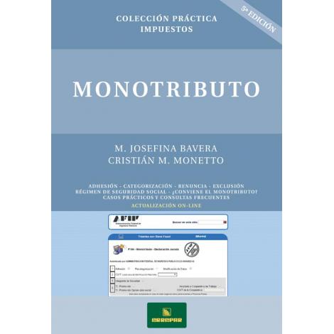 MONOTRIBUTO -5º EDICION-