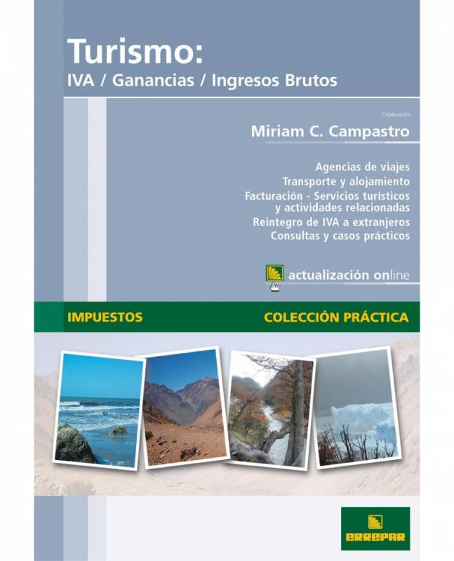 TURISMO -IVA-GCIAS-IIBB