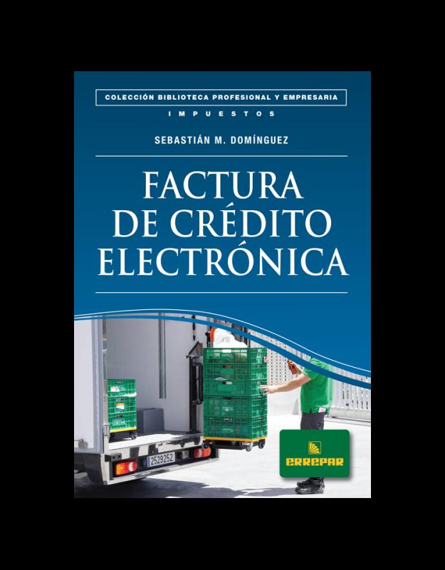 FACTURA DE CREDITO ELECTRONICA