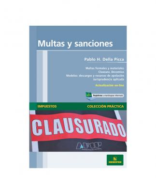 MULTAS Y SANCIONES