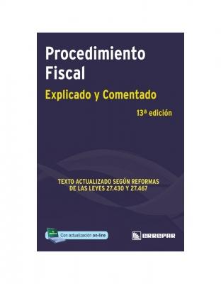 Procedimiento Fiscal - Impuestos Explicados Y Comentados