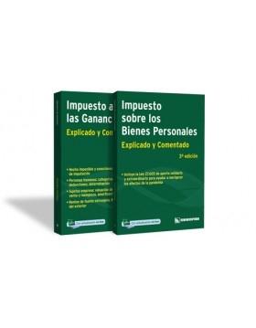 PROMO 3: Explicados y comentados de Imp. a las Gcias y de Bs. Personales