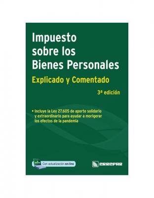 IMPUESTO SOBRE LOS BIENES PERSONALES - IMPUESTOS EXPLICADOS Y COMENTADOS