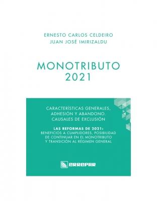 MONOTRIBUTO 2021