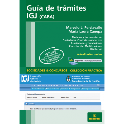 GUÍA DE TRÁMITES IGJ (CABA)