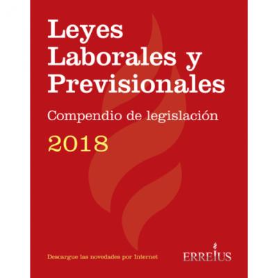 LEYES LABORALES Y PREVISIONALES - COMPENDIO DE LEG