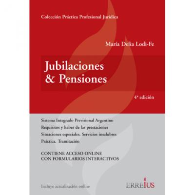 JUBILACIONES & PENSIONES