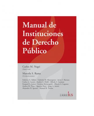 INSTITUCIONES DE DERECHO PÚBLICO