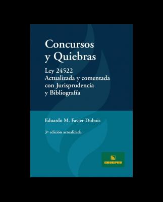 CONCURSOS Y QUIEBRAS