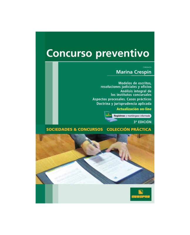 CONCURSO PREVENTIVO