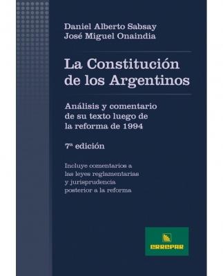 LA CONSTITUCIÓN DE LOS ARGENTINOS