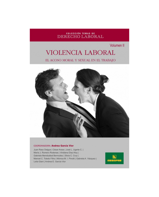 CTDL Nº 18 - VIOLENCIA LABORAL - VOLUMEN II