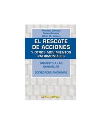 EL RESCATE DE ACCIONES Y OTROS MOVIMIENTOS PATRIMONIALES