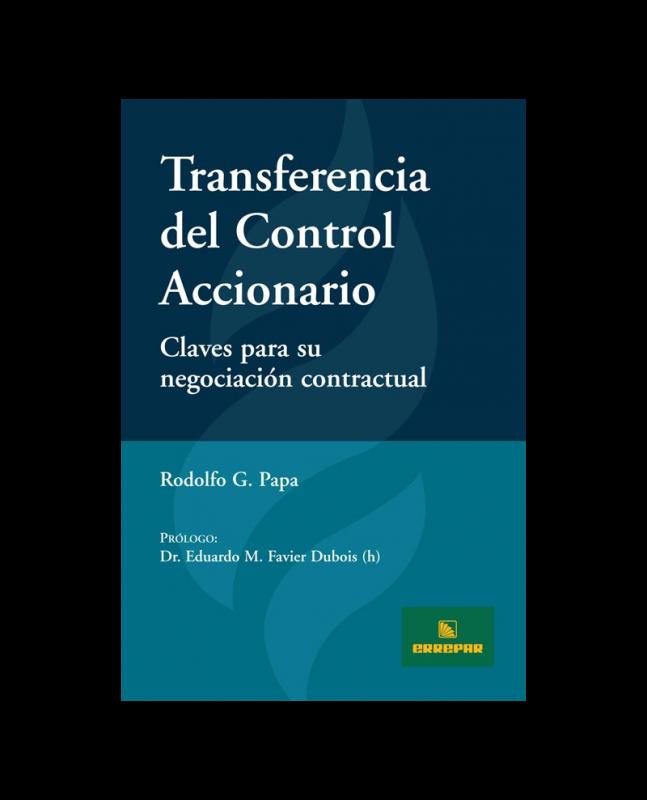 TRANSFERENCIA DEL CONTROL ACCIONARIO