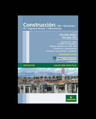 CONSTRUCCIÓN: IVA