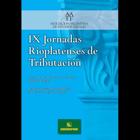 IX JORNADAS RIOPLATENSES DE TRIBUTACION