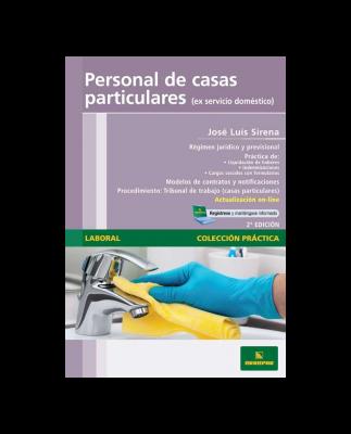 PERSONAL DE CASAS PARTICULARES - EX SERVICIO DOMÉSTICO